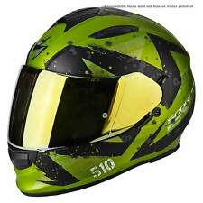 SCORPION EXO-510 AIR Marcus CASCO MOTO TOURING - opaco nero verde