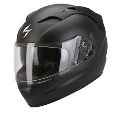 SCORPION EXO-1200 AIR SOLID CASCO INTEGRALE - NERO OPACO