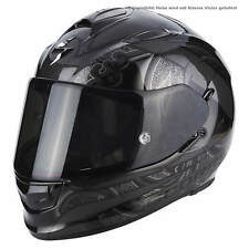 SCORPION EXO-510 AIR arabesc CASCO MOTO TOURING - Nero