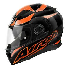 AIROH MOVEMENT SHOT CASCO INTEGRALE materiale termoplastico - Arancione