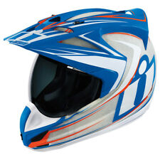 ICON VARIANT RAIDEN GLORIA CASCO INTEGRALE DA MOTO CROSSOVER COMPOSITO FIBRA -