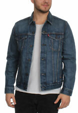 Levis Uomo Giacca in jeans THE Camionista Giacca 72334-0136 The mensola