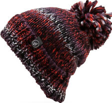 VOLCOM WMN BEANIE CHEVRON FIRE RED