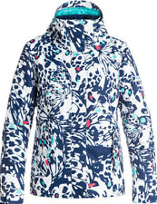 ROXY JETTY JACKET BUTTERFLY BLUE PRINT