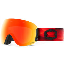 OUT OF OPEN GOGGLE TRIANGLE RED MCI