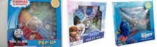 CHOOSE Disney Finding Dory Nemo FROZEN or Thomas Train Board Game Pop-Up Game