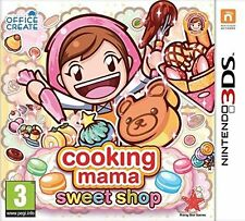 Cooking Mama: Sweet Shop (Nintendo 3DS) NEW SEALED PAL