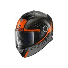 Casco Shark Spartan Carbon Cliff DOA