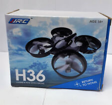 JJRC H36 Mini RC Drone 2.4GHz 4CH 6 Axis Gyro Headless Mode 3D Flip Speed Switch
