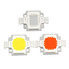 RGB Super Brightgh Power Integrated SMD LED Chips Flood Light Bulb 10W F1 RJ