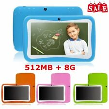 "7"" KIDS ANDROID 5.1TABLET QUAD CORE WIFI DUAL Camera CHILDREN GIFT ROM 4G/8G ei"