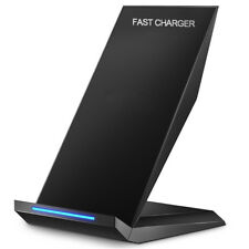 CARICABATTERIE WIRELESS VELOCE RICARICA QI CHARGE PER SAMSUNG S8 PLUS / NOTE 8