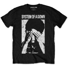 System of a Down See No Evil Rock Heavy Metal Licensed Tee T-Shirt Men