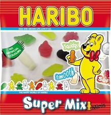 Mini Haribo Bags - Supermix Sweets - Qty 12 – 100 - Lucky Dip/Party Bag Filler