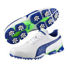 New PUMA TitanTour Ignite Golf Shoes FULL-GRAIN LEATHER UPPER - Pick Footwe