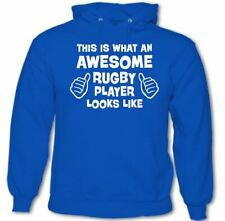 This Is What an awesome rugby player Looks Like Divertente da uomo