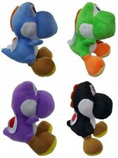 t671x Yoshi Stuffed Super Mario Brothers ca. 21cm can be hung with Nap W2