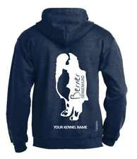 Bernese Mountain Dog Breed Pullover Hoodie, Dogeria Breed Design Adult Sizes