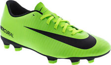 Nike Men's Mercurial Vortex III FG Firm Ground Soccer Cleats Boots  Size 10