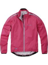 Chaqueta impermeable ciclismo mujer Madison Oslo Very Berry