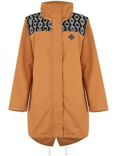 Chaqueta mujer Animal Nia Toffee Apple Marron