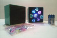 Mini light up cube set NEW 2 Pc bundle No sheets required! Complete with pegs