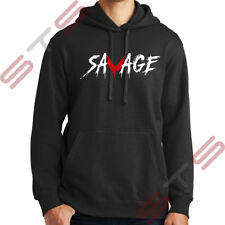 SAVAGE INSPIRED LOGAN HOODIE HOODY HOOD KIDS ADULTS JAKE PAUL YOUTUBER TEAM 10