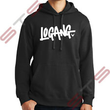 LOGANG Inspired Logan JAKE PAUL Youtuber Hoodie Hoody Team 10 Kids Adults Unisex