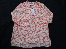 BIBA Blusa SERIE Strawberry CS 056 TALLA 42 , 44 UK16, 18 , NUEVO CON ETIQUETA
