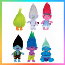 *** PELUCHE TROLLS POPPY BRANCHE GUY DIAMANT BIGGIE CREEK 20 CM NEUVE ***