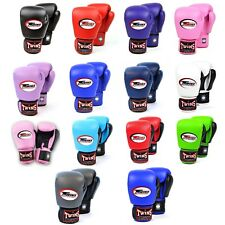 Twins Guantoni Box 10oz 12oz 14oz 16oz Muay Thai Kickboxing Boxe Sparring