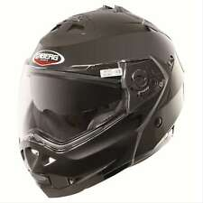 CABERG DUKE SMART casco plegable - Negro (Sin Pintar)