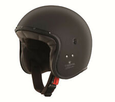 caberg freeride Casque jet tricomposite - Noir Mat