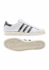 ADIDAS SNEAKERS UOMO SUPERSTAR anni '80 bz0148 Bianco