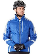 Chaqueta impermeable ciclismo Altura 2017 Nightvision 3  Royal Azul