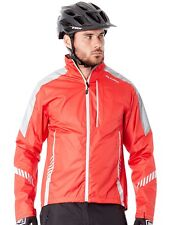 Chaqueta impermeable ciclismo Altura 2017 Nightvision 3  Team Rojo