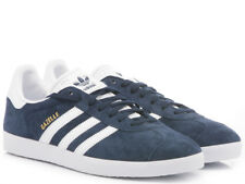 Scarpe/Shoes Adidas Sneakers Donna Gazelle Camoscio Blu BB5478