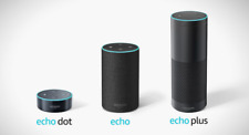 Amazon Echo Range ALEXA 2nd GEN.Personal Assistant Voice Recognition NEW,SEALED