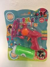 Mega bubble blaster Bubble dog and bubble refils
