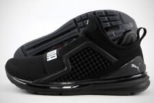 Puma IGNITE Limitless 18949501 Black Mesh Synthetic Running Shoes (D, M) Me