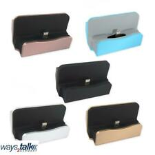 Docking Station cover-supporto PER CARICA TAVOLO CARICATORE IPHONE 5 C S SE 6