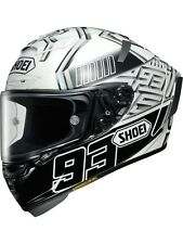 Casco moto Shoei Marc Marquez X-Spirit 3 TC-6 Blanco