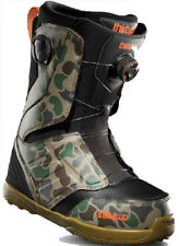 THIRTYTWO LASHED DOUBLE BOA BOOTS S CAMO