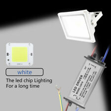 LED Integrated Chips 10W 20W 30W 50W with LED Driver Light High Power Bulb FE