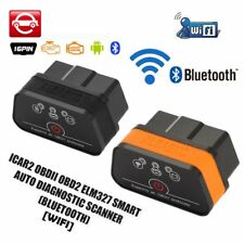 Bluetooth/WIFI Quick OBD OBD2 Code Reader Car Diagnostic Tool for IOS Android FG