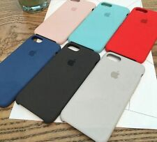 Ultra-Thin Genuine Silicone Soft Case Cover For Apple iPhone 6/7/8/X Lot FG