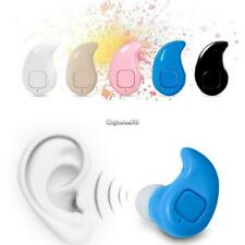 Mini Auricolare Invisible Bluetooth V4.1 Stereo Bluetooth Car Mic Nuovo CaF8