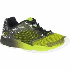 Merrell All Out Crush 2 Mens Footwear Trail Shoes - Black Speed Green All Sizes