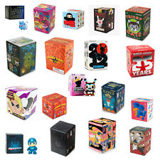 Kidrobot - Dunny, Simpsons, DC, Night Riders, Ferals, Megaman, Labbits BLINDBOX