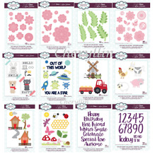 Lisa Horton Dies - Cut & Lift and Stitched Collection - Brand New 2018!